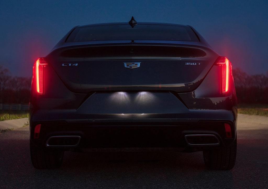 2020 Cadillac CT4 Kaç Beygir?