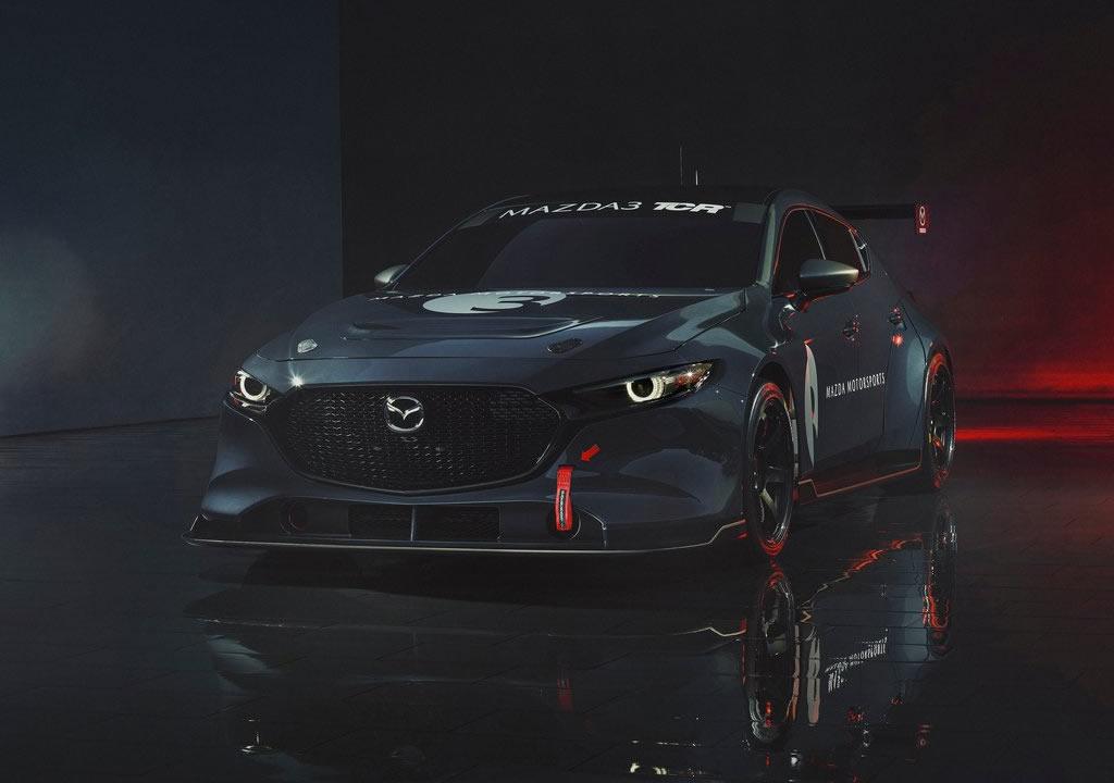 2020 Mazda 3 TCR Teknik Özellikleri