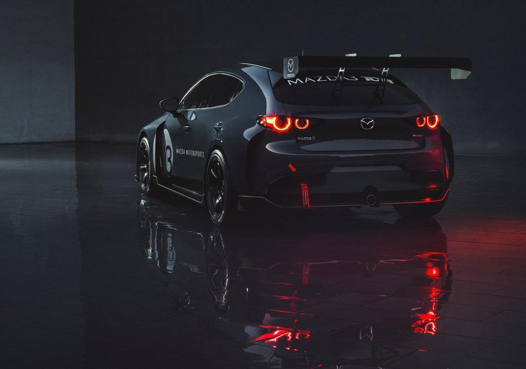 2020 Mazda 3 TCR Donanımları