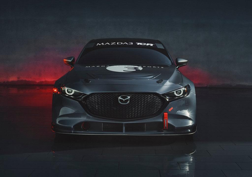 2020 Mazda 3 TCR Kaç Beygir?