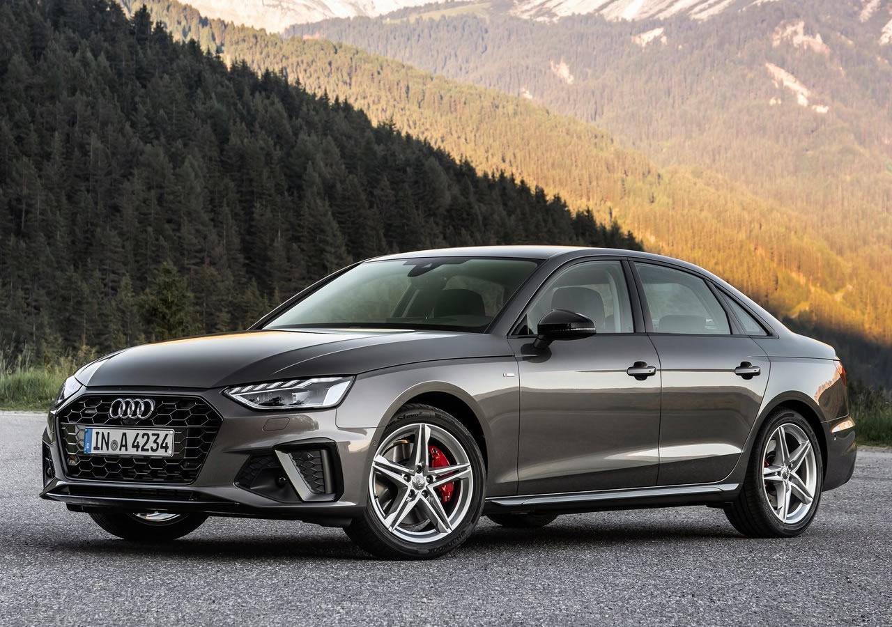 2020 Yeni Audi A4 PI Türkiye