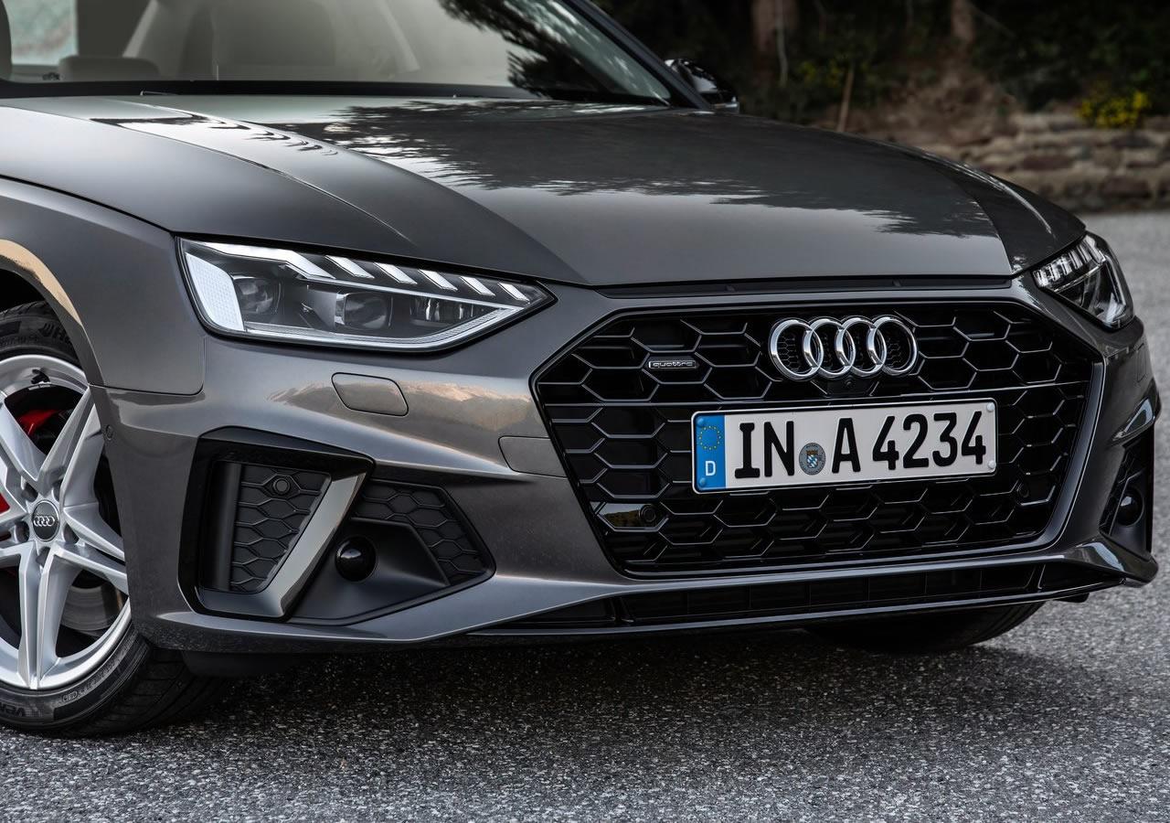 2020 Audi A4 PI Teknik Verileri