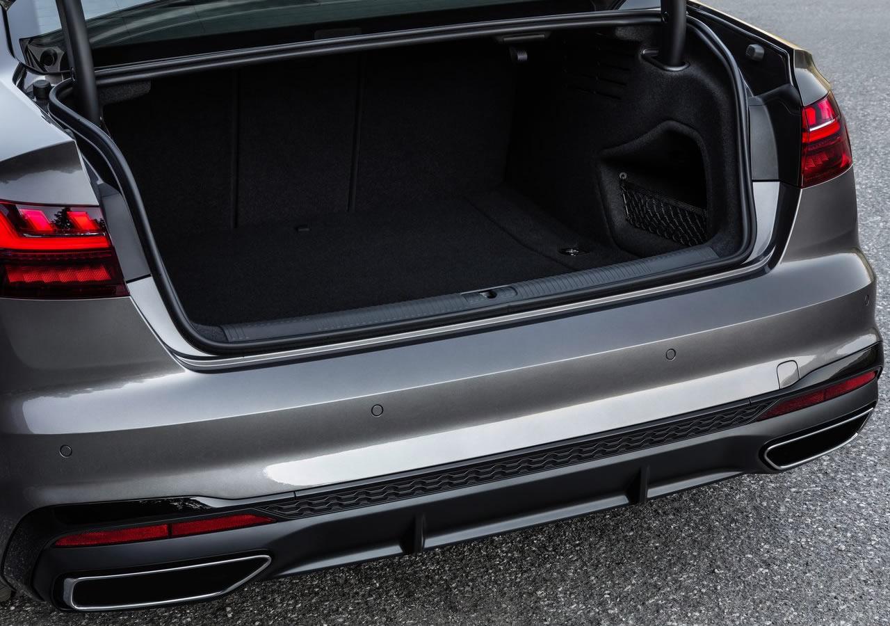 2020 Audi A4 PI Bagaj Alanı