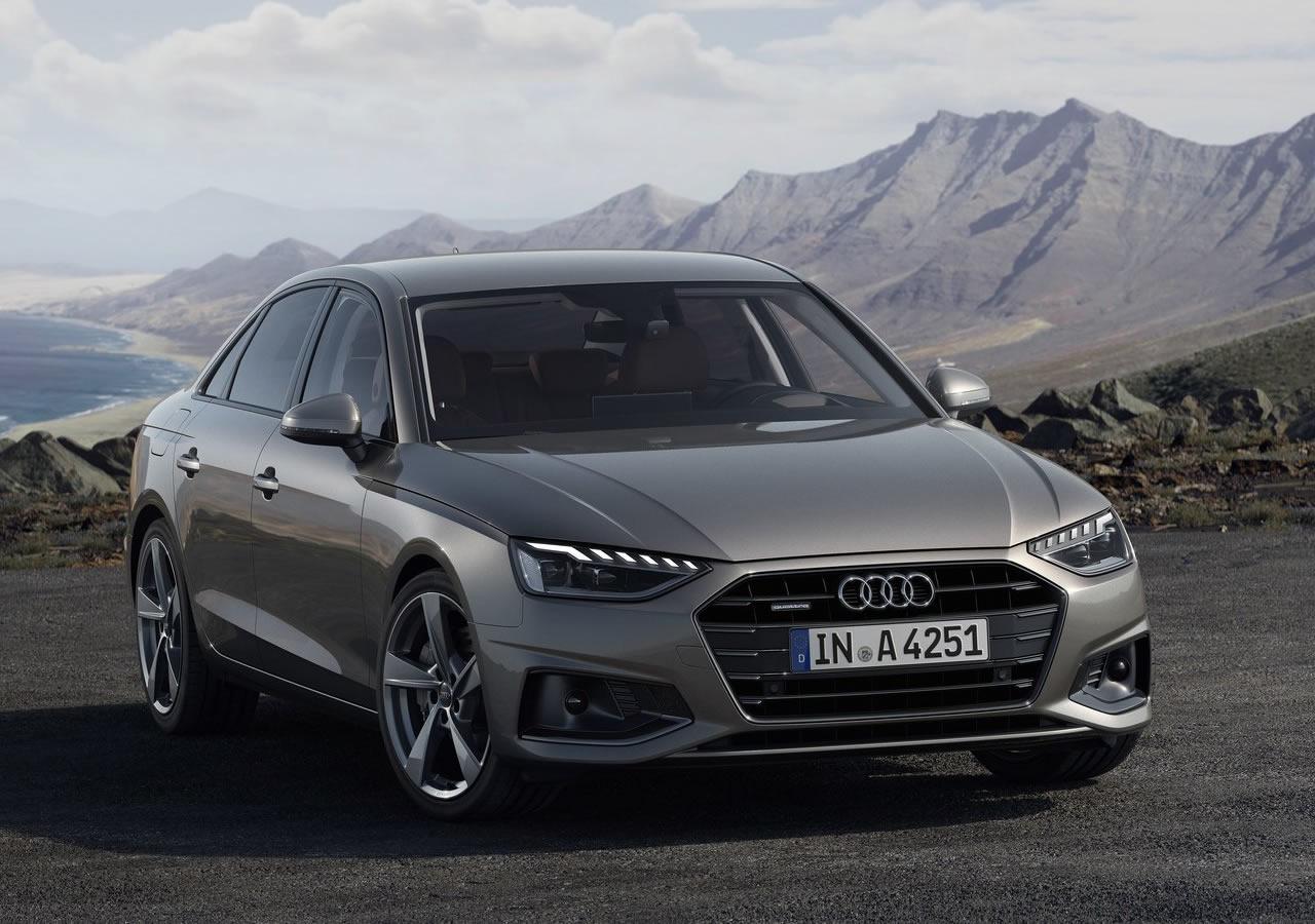 2020 Yeni Audi A4 PI Teknik Özellikleri