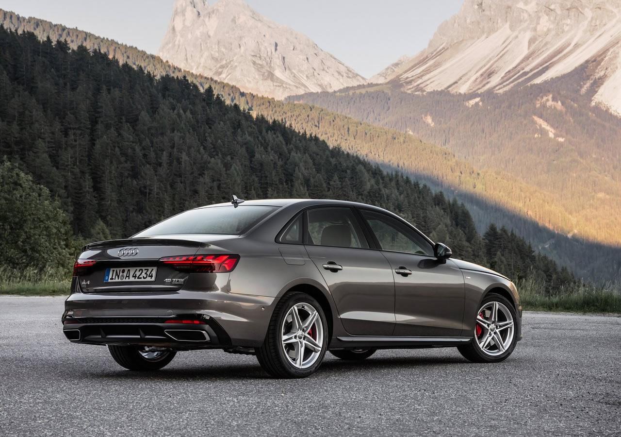 2020 Yeni Audi A4 PI Donanımları