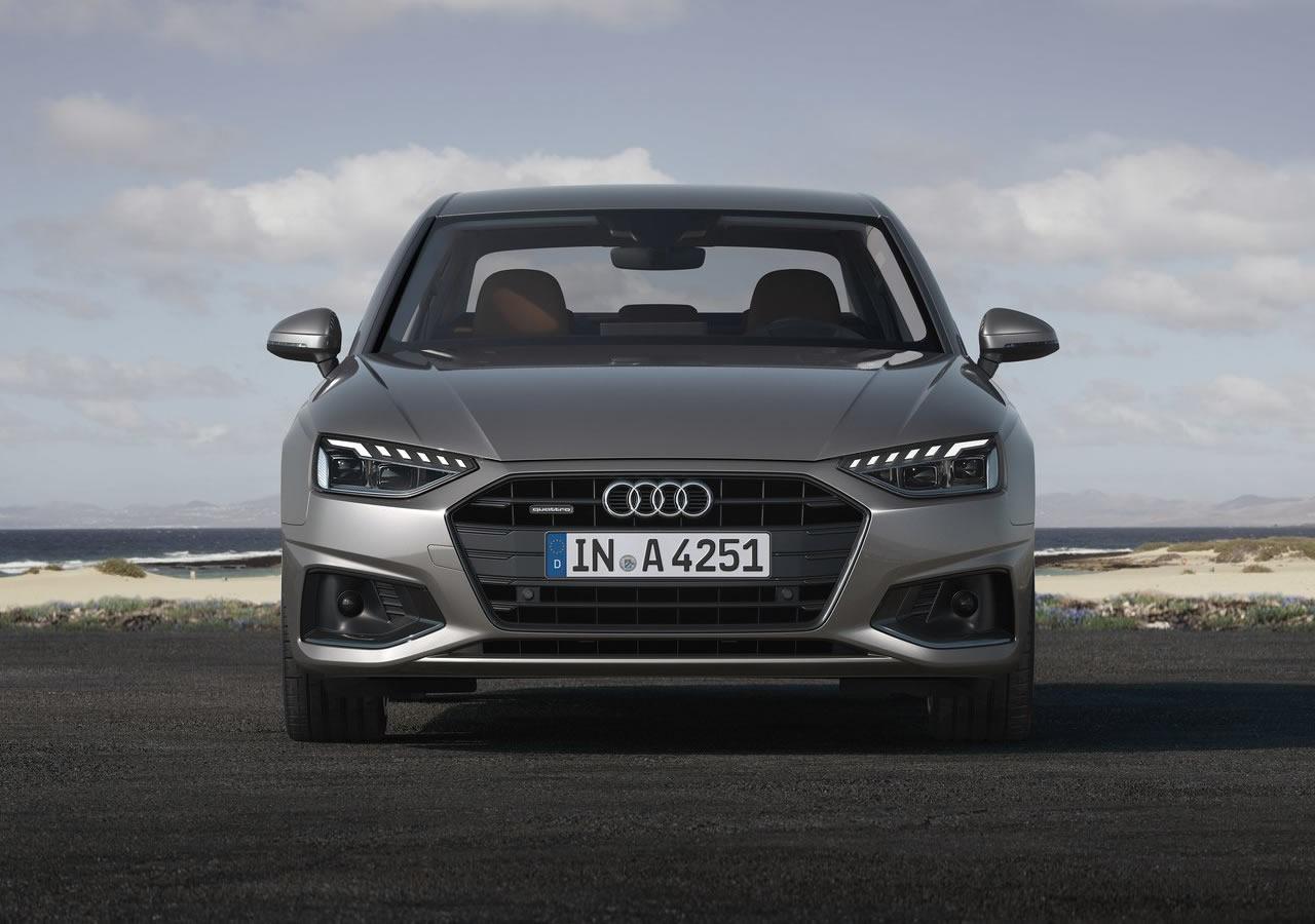 2020 Yeni Audi A4 PI Fotoğrafları