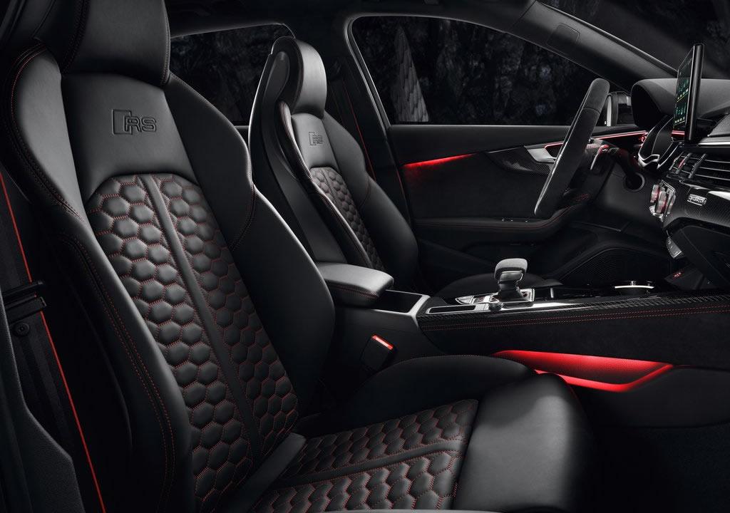 2020 Yeni Audi RS4 Avant Türkiye