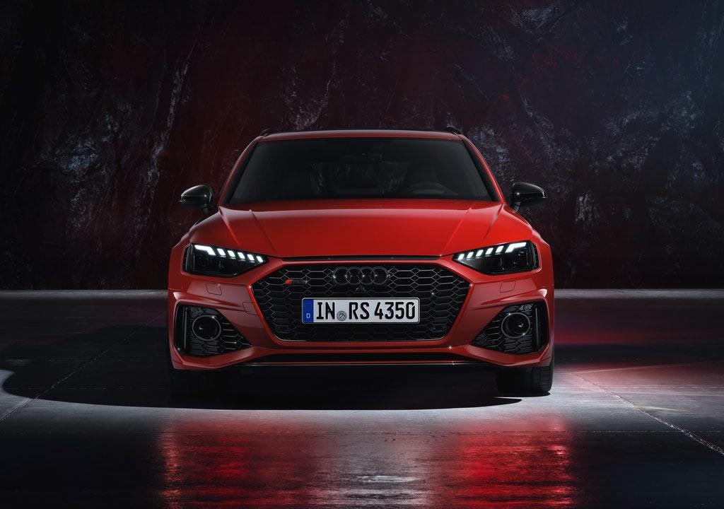 2020 Yeni Audi RS4 Avant Kaç Beygir?