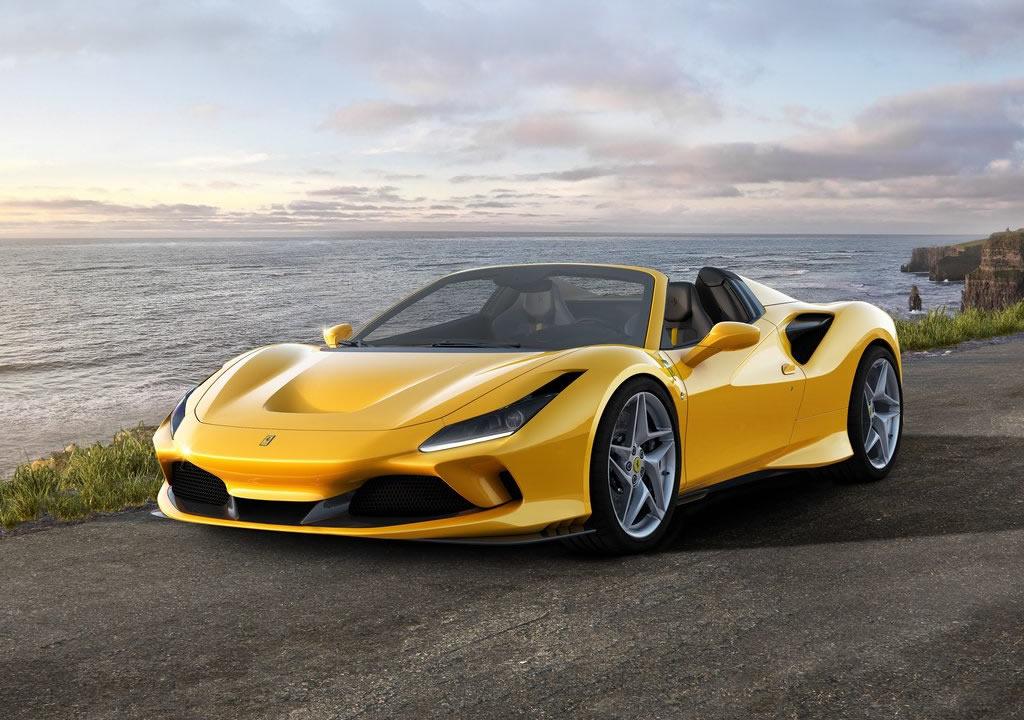 2020 Yeni Ferrari F8 Spider Özellikleri