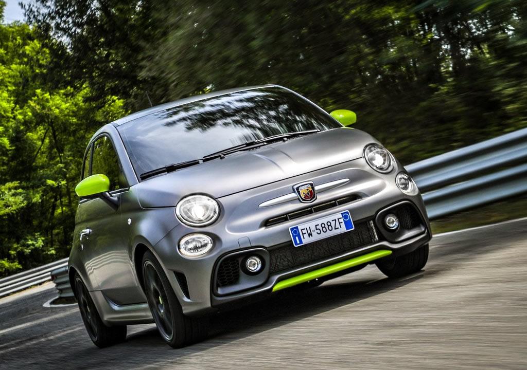 2020 Yeni Fiat 595 Abarth Pista Donanımları