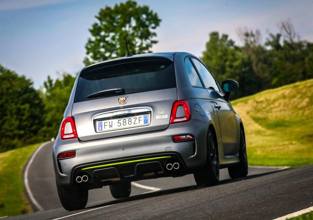 2020 Yeni Fiat 595 Abarth Pista Kaç Beygir?