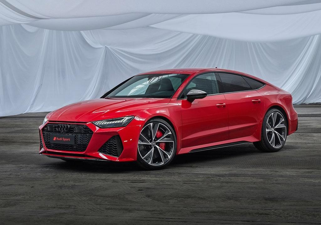 2020 Yeni Kasa Audi RS7 Sportback Özellikleri
