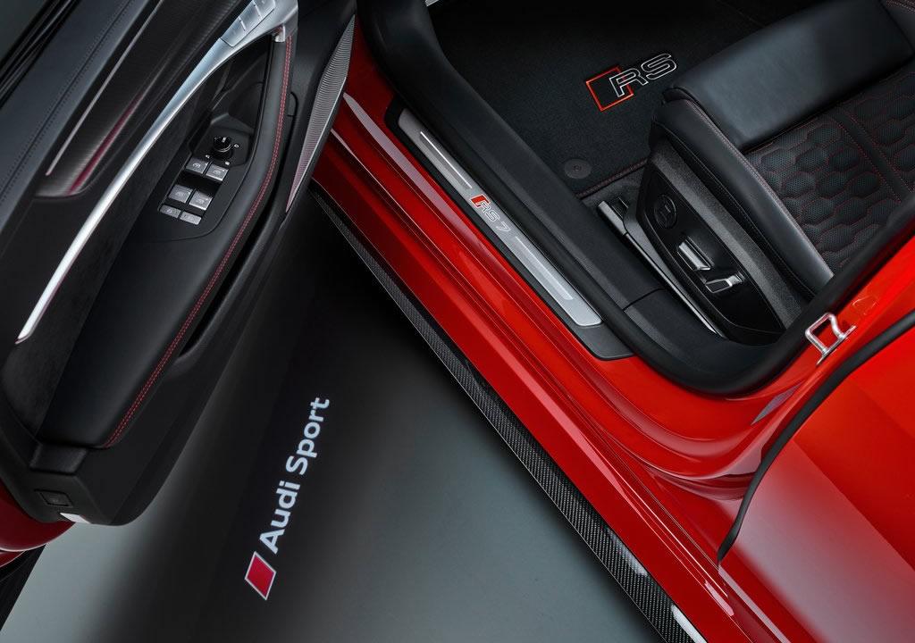 2020 Yeni Kasa Audi RS7 Türkiye Fiyatı