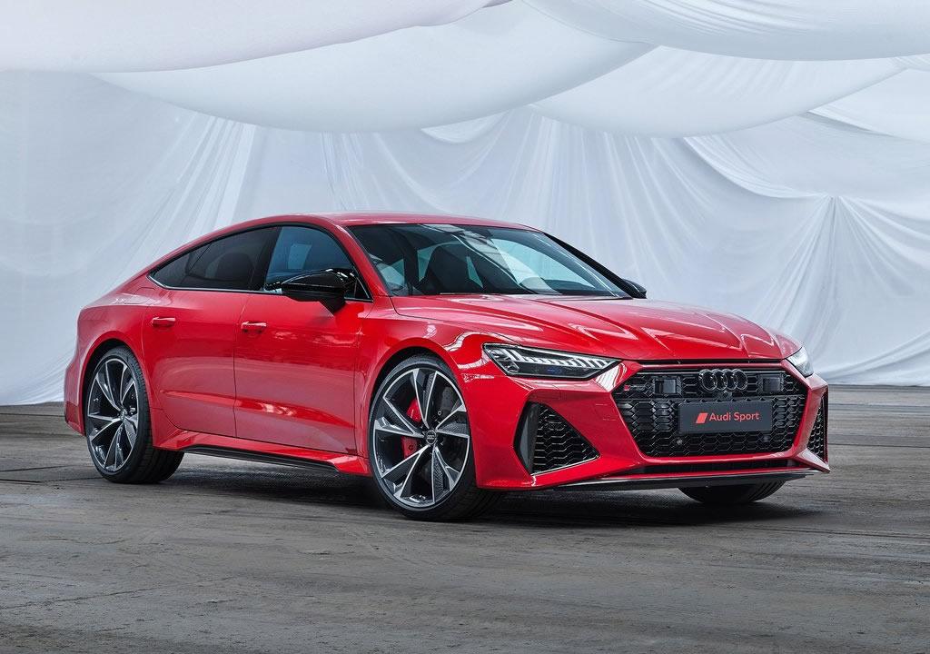 2020 Yeni Kasa Audi RS7 Sportback Teknik Verileri