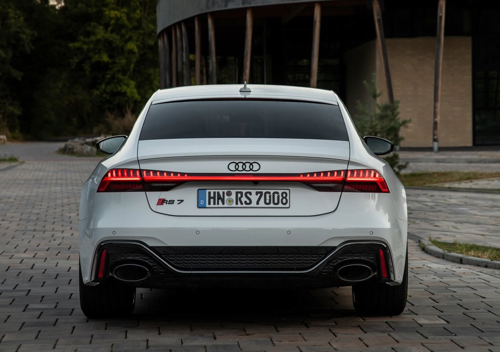 2020 Yeni Kasa Audi RS7 Sportback Türkiye Fiyatı