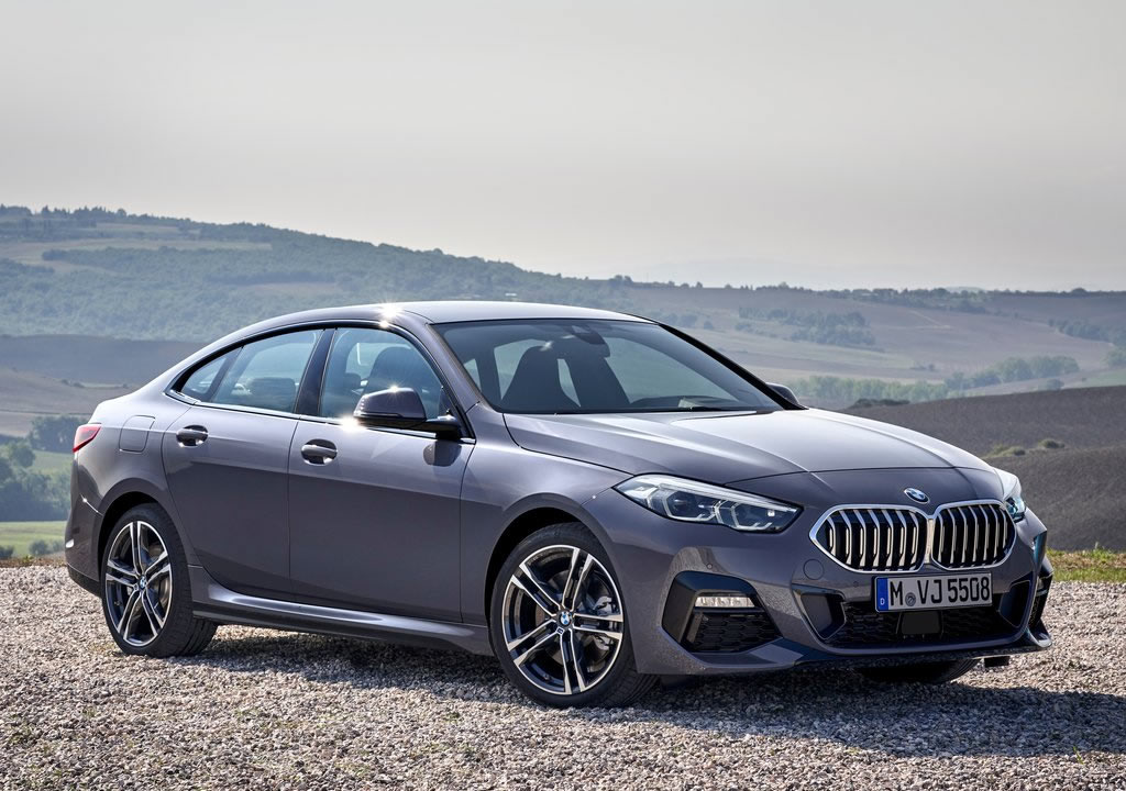 2020 Yeni BMW 2 Serisi Gran Coupe