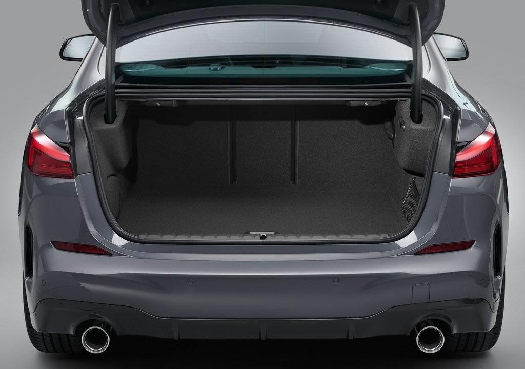 2020 Yeni BMW 2 Serisi Gran Coupe Bagajı