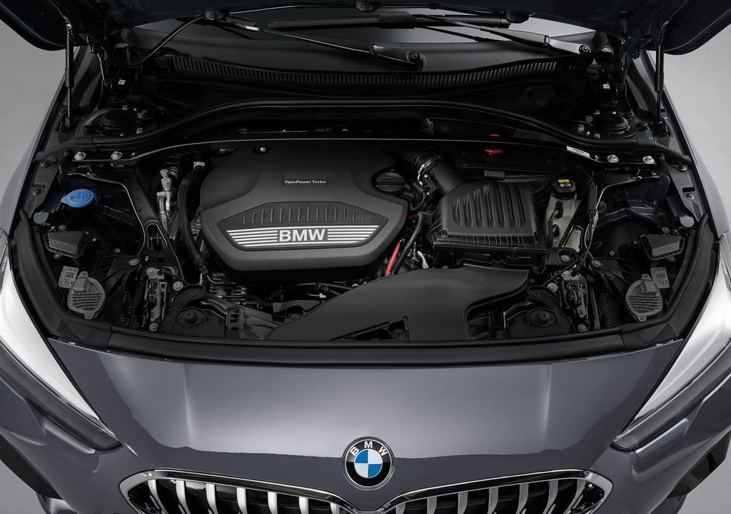 2020 Yeni BMW 2 Serisi Gran Coupe Motoru