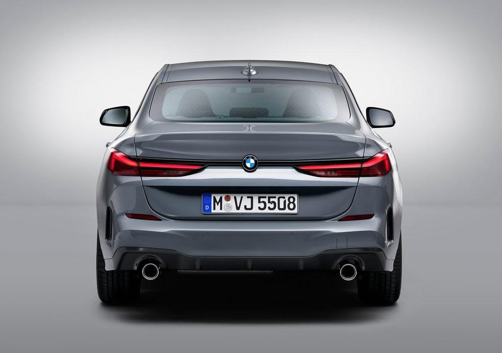 2020 Yeni BMW 2 Serisi Gran Coupe Fotoğrafları