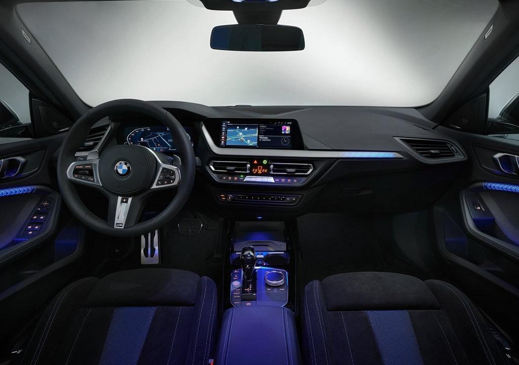 2020 Yeni BMW 2 Serisi Gran Coupe Kokpiti