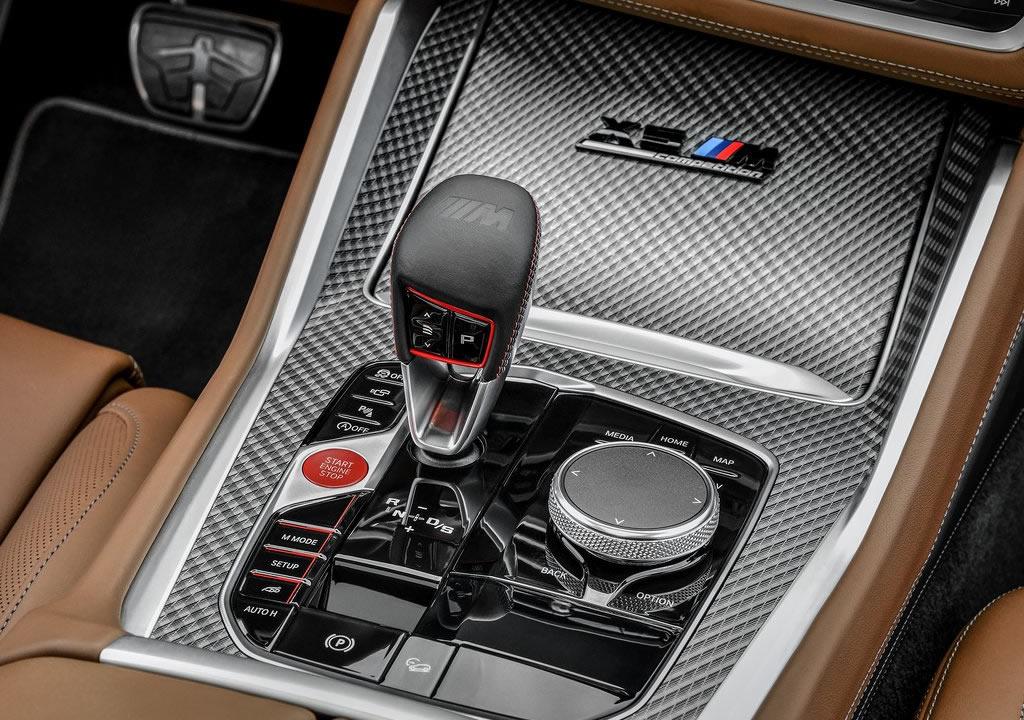 2020 BMW X5 M Competition Türkiye