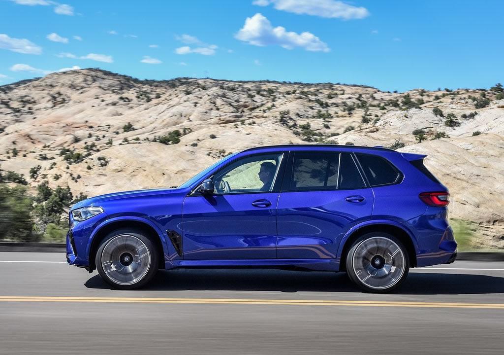 2020 Yeni Kasa BMW X5 M Competition