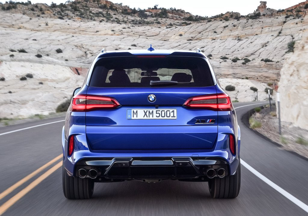 2020 BMW X5 M Competition 0-100 km/s