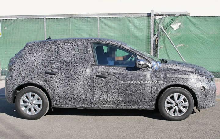 Yeni Dacia Sandero MK3
