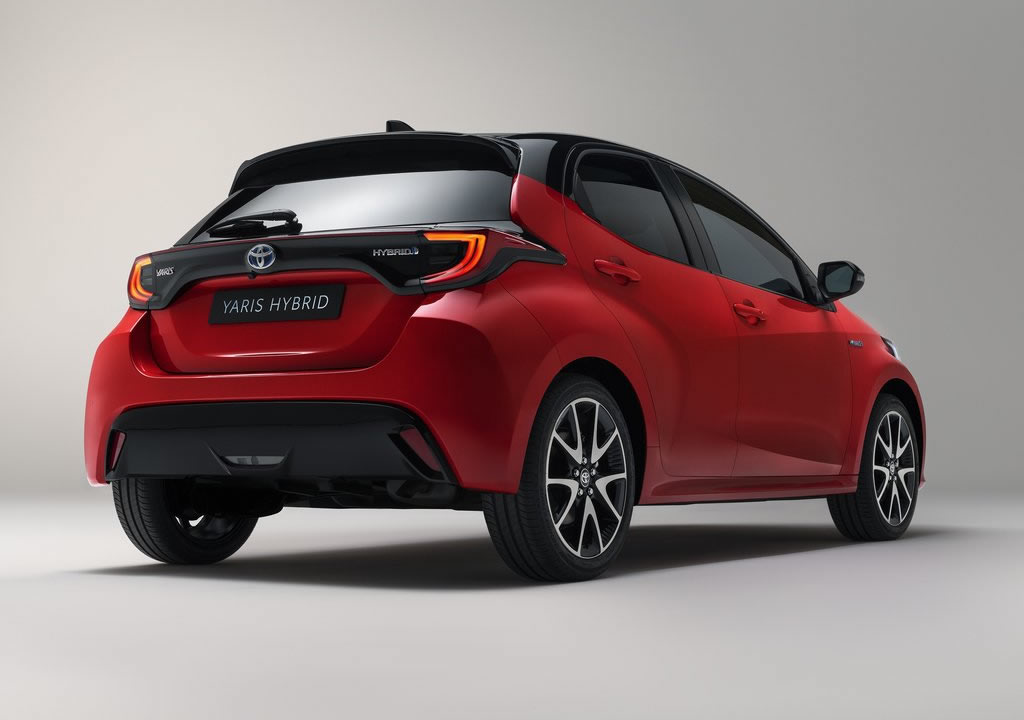 2020 Yeni Kasa Toyota Yaris Teknik Özellikleri