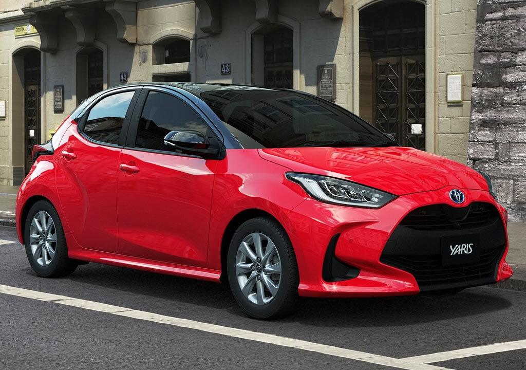 2020 Yeni Kasa Toyota Yaris