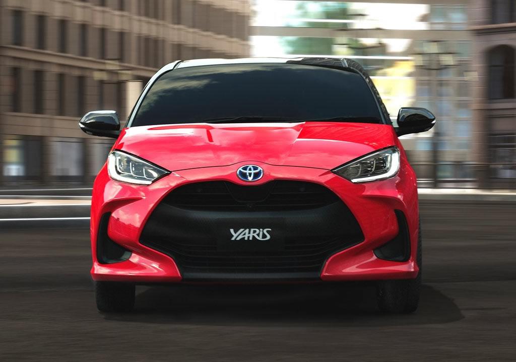 2020 Yeni Kasa Toyota Yaris Fotoğrafları
