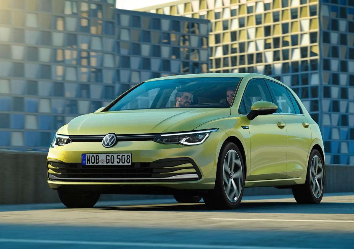 2020 Yeni Kasa Volkswagen Golf 8 Teknik Özellikleri