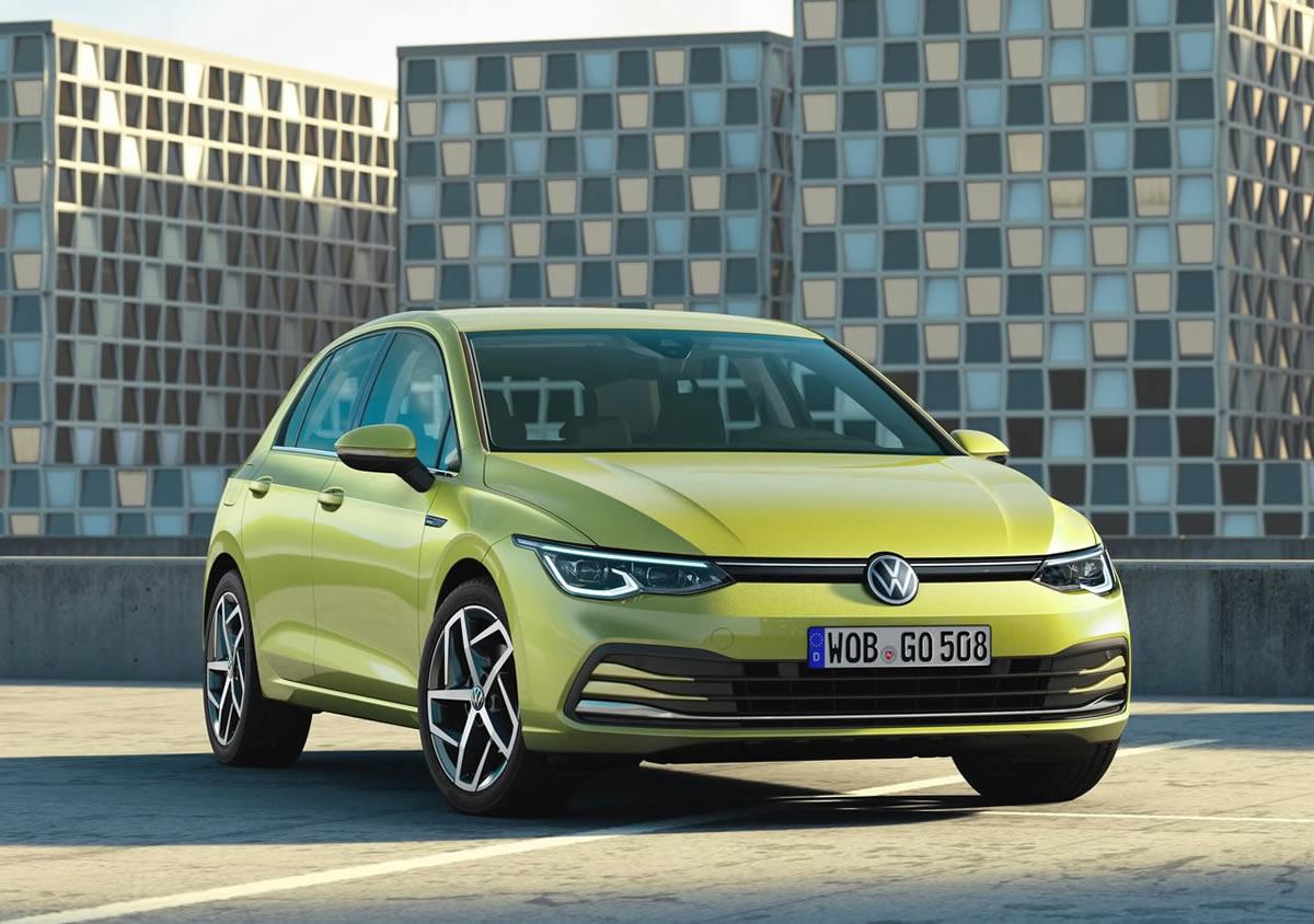 2020 Yeni Kasa Volkswagen Golf 8