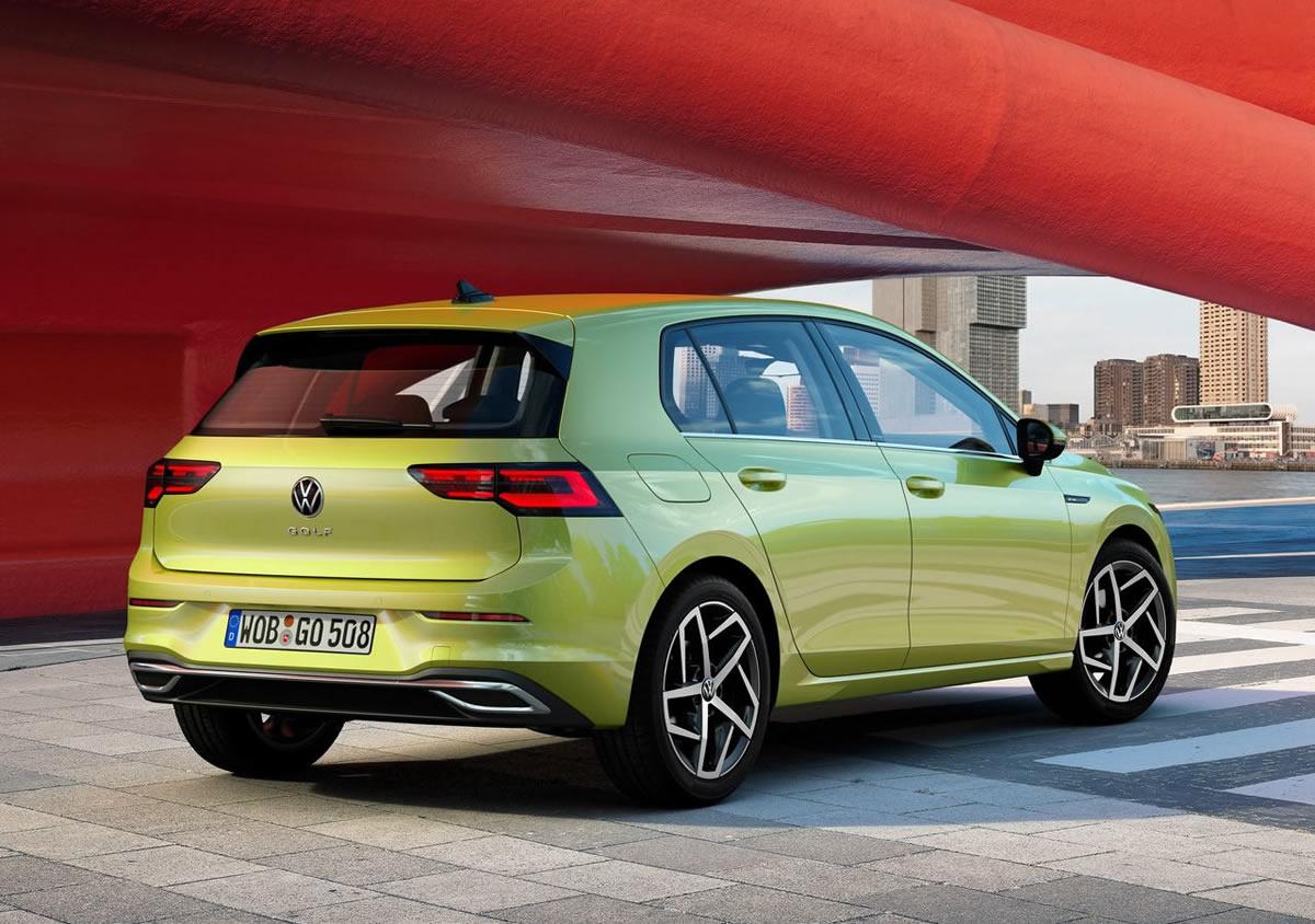 2020 Yeni Volkswagen Golf 8