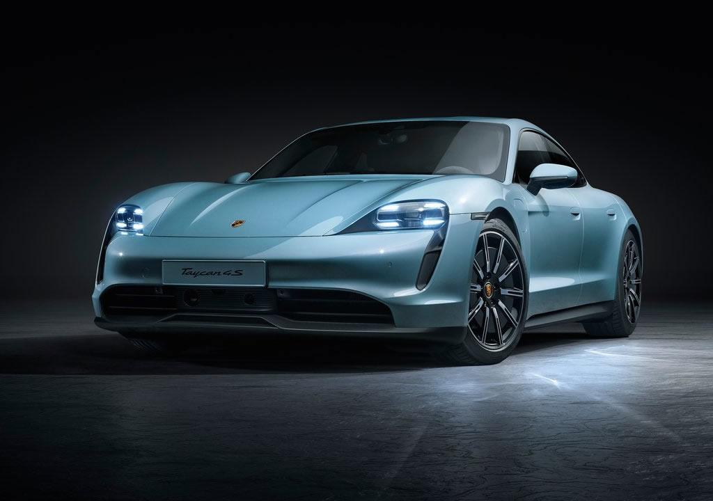 2020 Yeni Porsche Taycan 4S