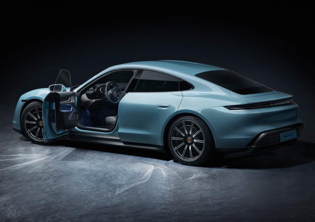 2020 Yeni Porsche Taycan 4S Fiyatı