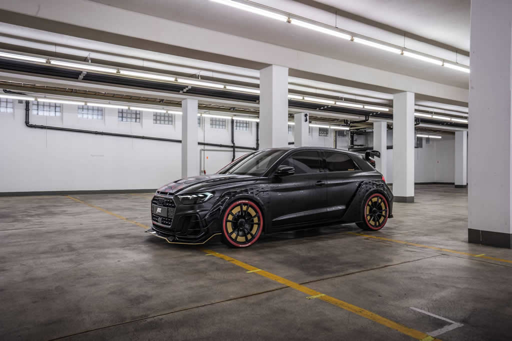 ABT Tuning Audi A1