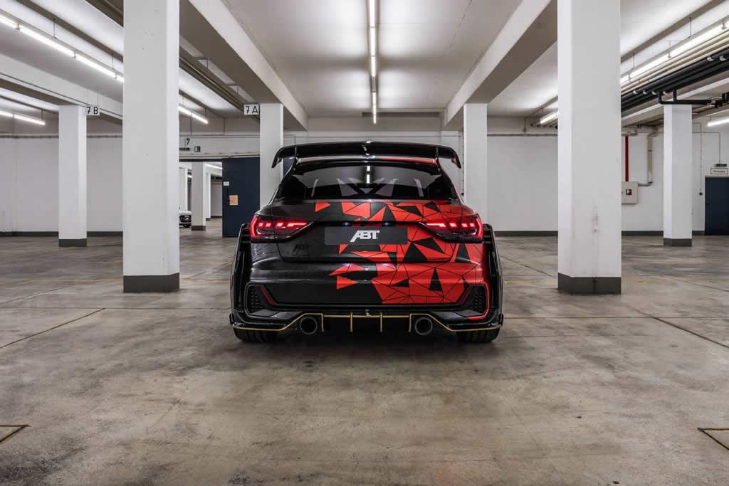 400 PS ABT Audi A1