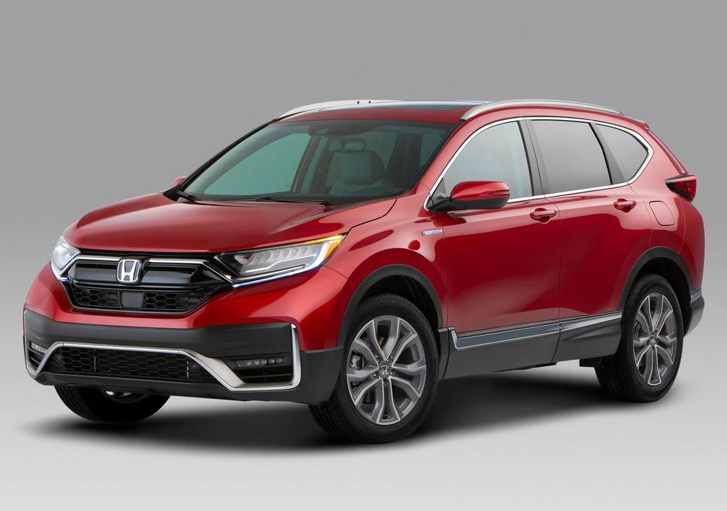 Makyajlı 2020 Honda CR-V