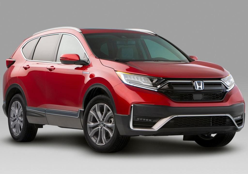 Makyajlı 2020 Honda CR-V Teknik Özellikleri