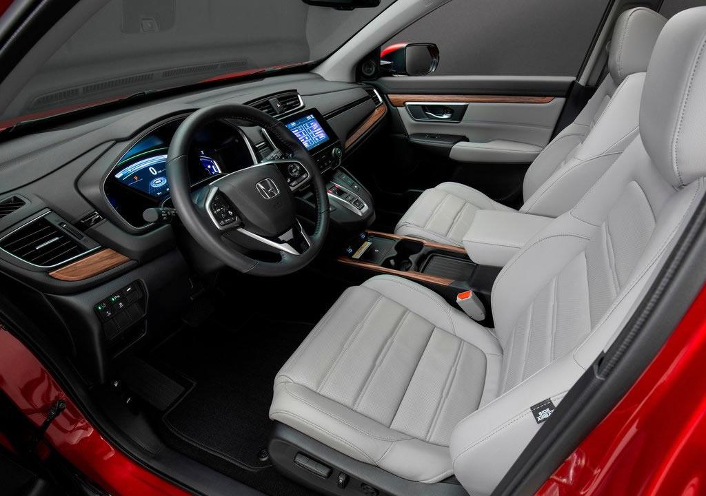 Makyajlı 2020 Honda CR-V Donanımları