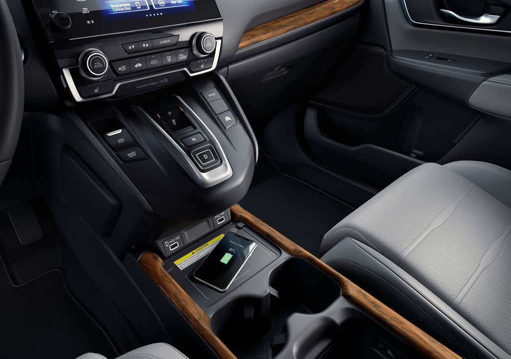 Makyajlı 2020 Honda CR-V Türkiye