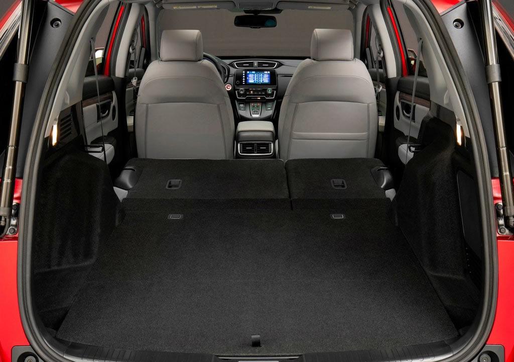 Makyajlı 2020 Honda CR-V Bagajı