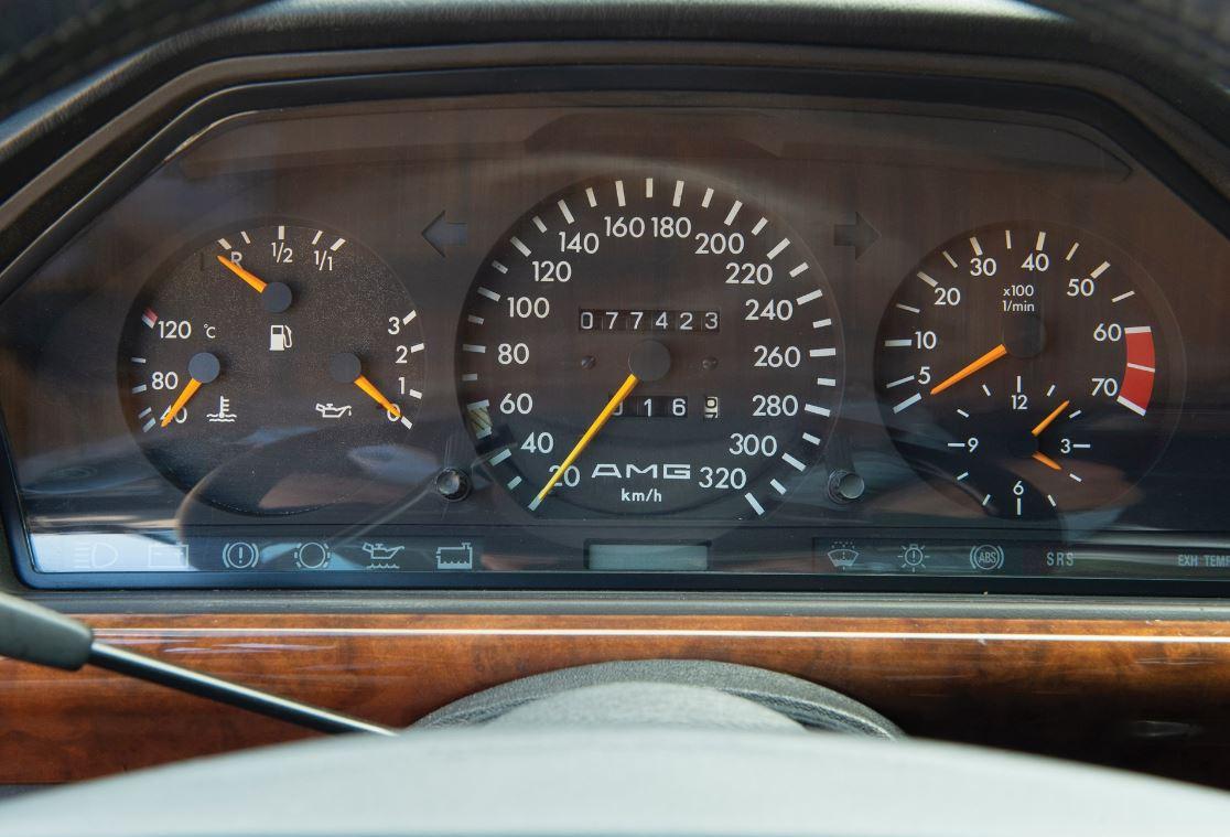 Mercedes 300 CE 6.0 AMG Hammer Kaç Beygir?