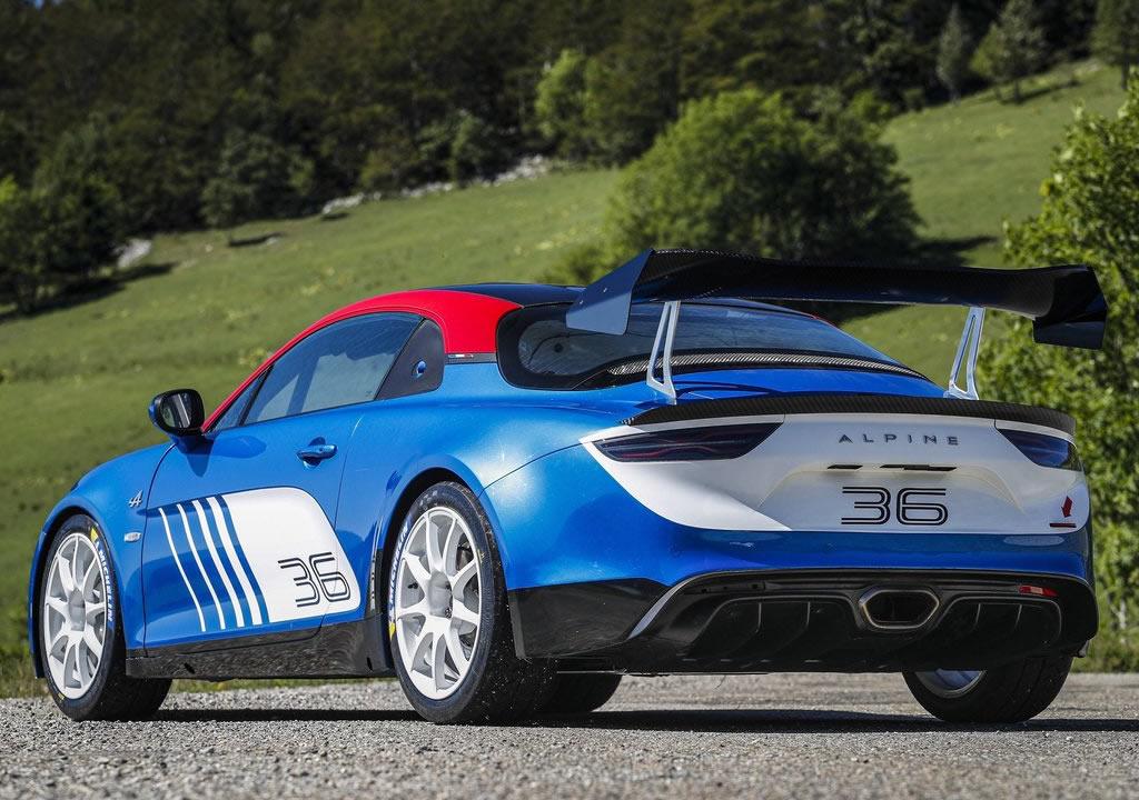 2020 Alpine A110 Rally Özellikleri