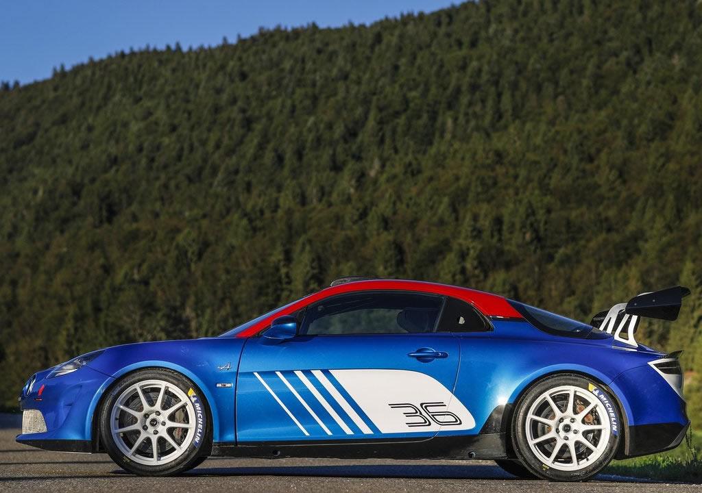 2020 Alpine A110 Rally Teknik Özellikleri