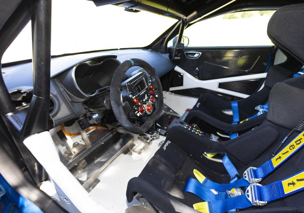 2020 Alpine A110 Rally Kaç Beygir?