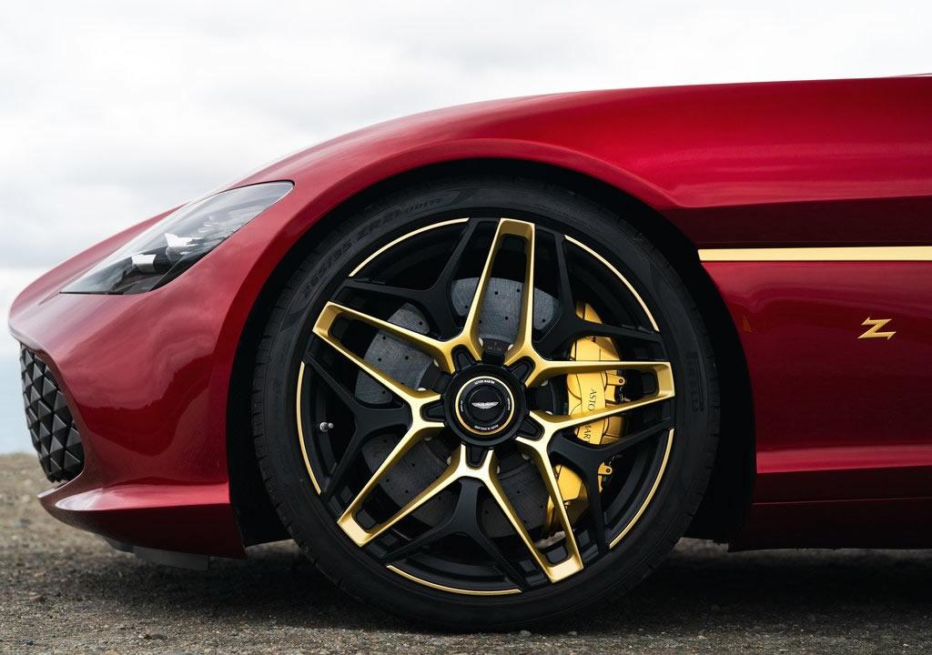 Yeni Aston Martin DBS GT Zagato Türkiye