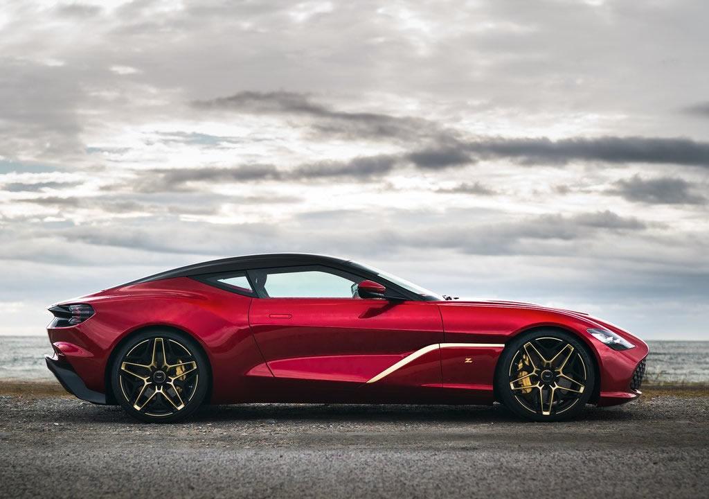 2020 Aston Martin DBS GT Zagato Donanımları