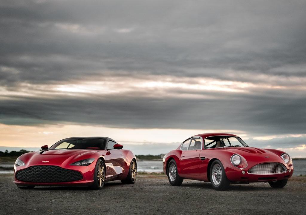 Aston Martin DBS GT Zagato Kaç Beygir?